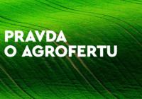 Reakce na článek HN o reklamní kampani Agorfertu