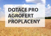 Evropská komise souhlasí s většinou dotací pro Agrofert